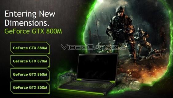 CeBIT14: NVIDIA anuncia GeForce GTX 860M/GTX 850M (Maxwell) y Battery Boost