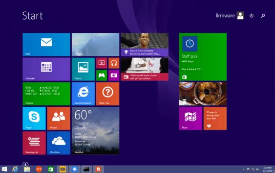 Ya está disponible Windows 8.1 Update 1 (KB2919355) y Windows XP dice adiós…
