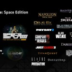 AMD anuncia su Never Settle: Space Edition