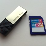 Análisis Memoria SDHC 32GB Class10 y Flashdrive BLAZE B30 32GB USB3.0 Silicon Power