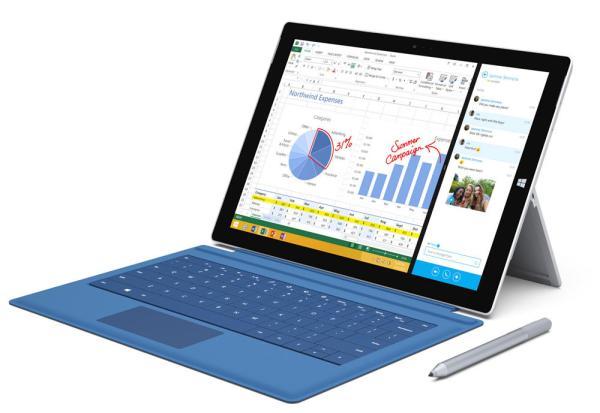 Microsoft presenta su nueva y mejorada tableta Surface Pro 3 de 12″
