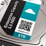 Seagate despacha al mercado el primer disco duro de 8TB