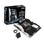 Asus también muestra sus placas para el chipset X99 de Intel