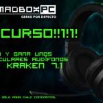 [Concurso] ¡En el día del gamer te regalamos unos Audífonos Razer Kraken 7.1!