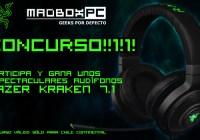 ¡Hoy es el sorteo de los audífonos Razer Kraken 7.1!