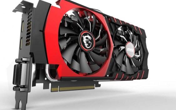 MSI adelanta otro render de su GeForce GTX 970 Gaming con Twin Frozr V