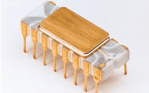 Feliz Cumpleaños Microprocesador de Intel!!!