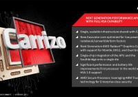 AMD anuncia oficialmente sus próximas APU Carrizo y Carrizo-L