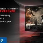 Samsung incluirá soporte para AMD FreeSync en sus monitores UHD