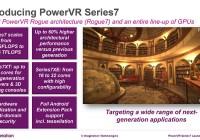 Imagination anuncia sus próximas GPUs PowerVR 7XT y PowerVR 7XE series
