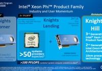 """Intel anuncia sus futuros Xeon Phi """"Knights Hill"""" (10nm) con tecnología Omni-Path"""