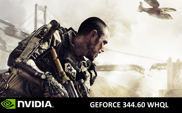 NVIDIA lanza los GeForce 344.60 WHQL para Call of Duty: Advanced Warfare