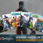 Origin lanza sus ofertas de Black Friday
