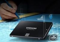 Samsung introduce sus SSD 850 EVO con memorias V-NAND de 3-bit