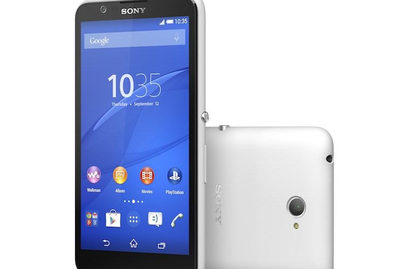 [PR] Sony Presentó el nuevo Xperia E4: Grande pero Económico
