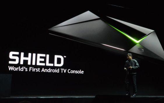#GDC15 NVIDIA presentó SHIELD, su nueva consola con Android TV