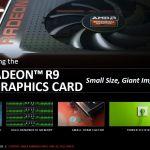 AMD Radeon R9 Nano, más datos de eficiencia y rendimiento