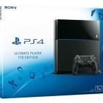 Sony anuncia la PlayStation 4 de 1TB y una PS4 más liviana y de menor consumo