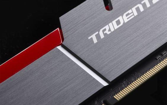 G.Skill anuncia sus memorias DDR4 Trident Z a 4000 MHz