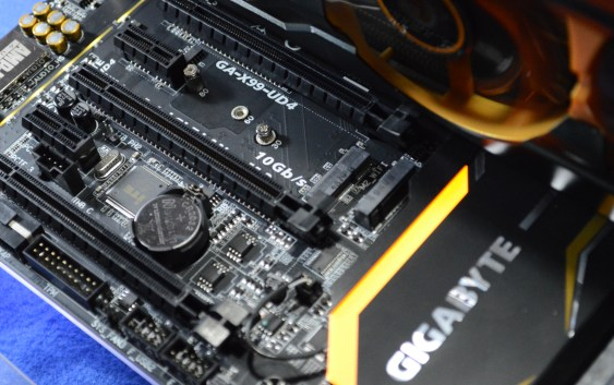 Review GIGABYTE X99-UD4