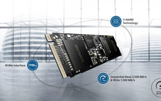 Samsung anuncia sus nuevas unidades SSD 950 PRO M.2 PCIe de hasta 2.5 GB/s