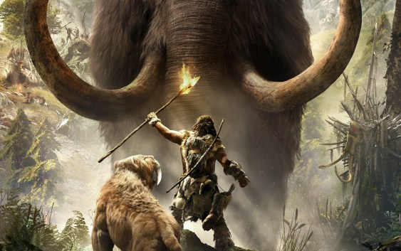 """Ubisoft revela """"Far Cry Primal"""", ambientado en la edad de piedra"""