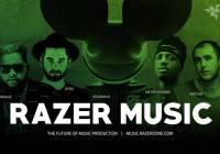 Razer anuncia 'Razer Music', una plataforma de contenido digital para la producción musical