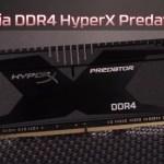 HyperX presentó sus nuevos kits DDR4 Predator de 64GB y Savage de 128GB!!