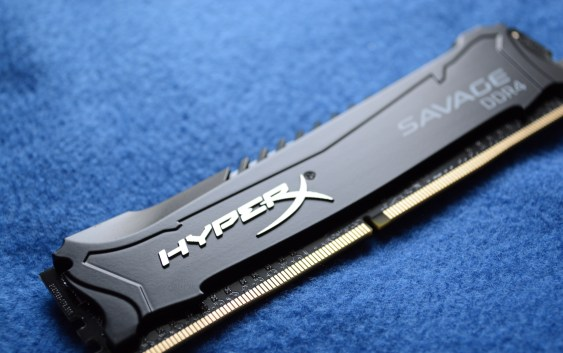 Review Kingston HyperX SAVAGE Black DDR4 8 GB (2x4GB) [HX430C15SBK2/8]