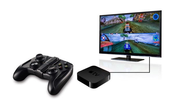 Tt eSPORTS MFi certified CONTOUR Mobile Gaming Controller now fully support the New Apple TV 4th Generation_2