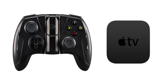 Tt eSPORTS MFi certified CONTOUR Mobile Gaming Controller now fully support the New Apple TV 4th Generation_4