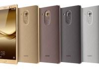 #CES2016 Huawei lanza el nuevo Mate 8