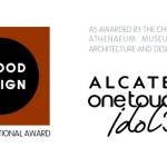 IDOL 3 de ALCATEL ONETOUCH gana el premio GOOD DESIGN 2015