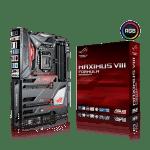 ASUS Republic of Gamers anuncia la Maximus VIII Formula