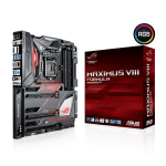 ASUS Republic of Gamers anuncia la Maximus VIII Formula