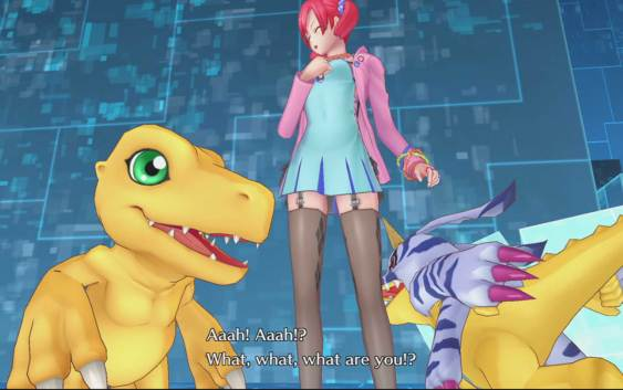 Bandai Namco Entertainment anuncia Digimon Story Cyber Sleuth para Playstation 4 y Playstation Vita