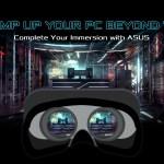 ASUS anuncia el programa Beyond VR Ready