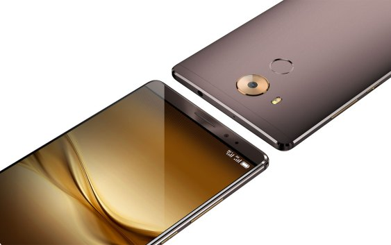 Huawei lanza en Chile su nuevo phablet: Mate 8