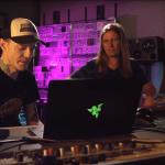 Deadmau5 da el primer adelanto del nuevo estudio y videos tutoriales de producción para Razer Music