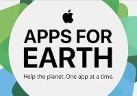 """Día de la Tierra: Apple se asocia con la WWF y crean """"Apps for Earth: Una App a la Vez"""" #AppsforEarth"""