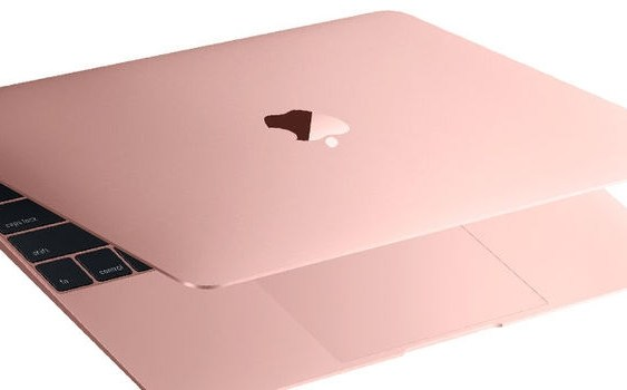 Apple actualizó los MacBook, con mejor CPU, mejor Batería y ahora hay en color Rosa.
