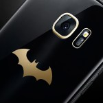 Samsung lanza un Galaxy S7 Edge inspirado en Batman