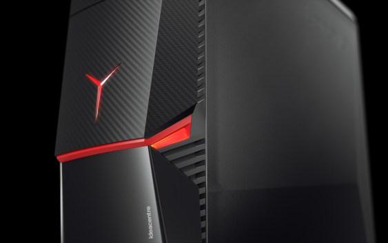[PR] Lenovo lanza la primer Desktop Gamer con NVIDIA GeForce GTX 1080
