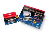 Nintendo revive la NES con una versión Classic Edition que llegará en Noviembre
