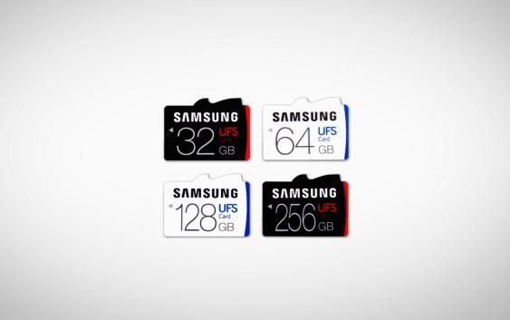 Samsung anuncia las primeras tarjetas de memoria UFS, ¡tan veloces como un SSD!