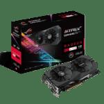 Asus presenta su Radeon RX 470 ROG Strix Gaming 4GB