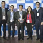 LG recibe importante reconocimiento de Walmart Chile