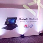 Presentación Huawei MateBook