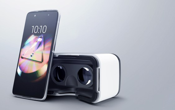 Alcatel lanza Nuevo smartphone IDOL4: Lo virtual ahora es real