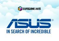 ASUS estará presente en el evento gamer Expogame 2016 en Concepción